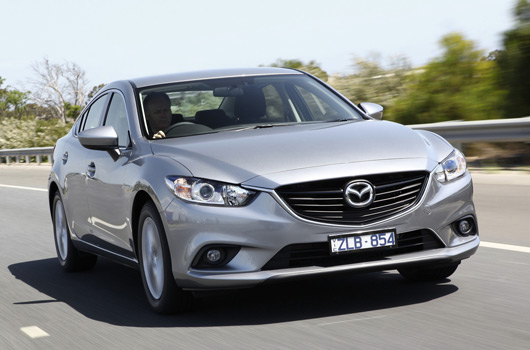 All-new Mazda6 now on sale in Australia