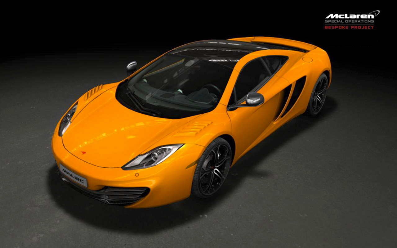 mclaren mp4 12c gt3 special edition. mclaren mp412c project alpha mclaren mp4 12c gt3 special edition