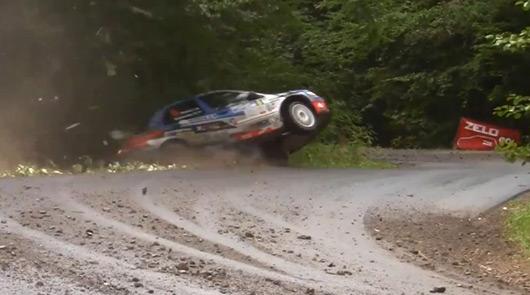Mitsubishi Evo rally god