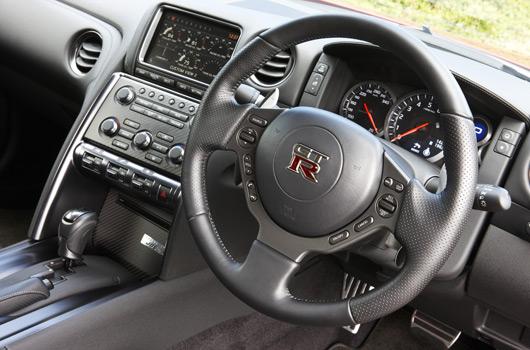 MY12 Nissan GT-R