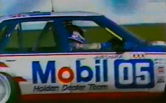 Peter Brock, 1986 Bathurst 1000