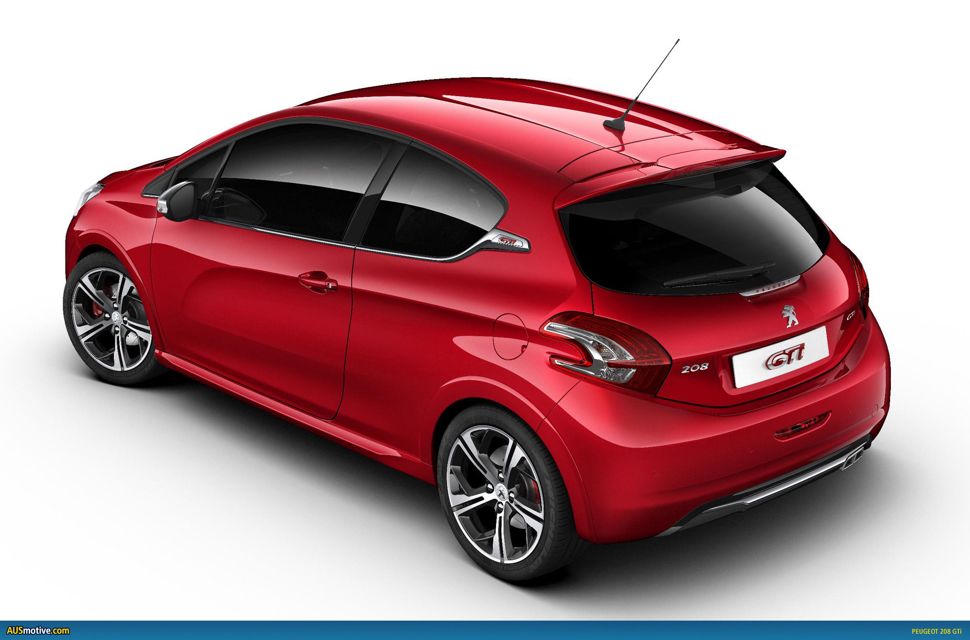 peugeot 208 gti set for production. Black Bedroom Furniture Sets. Home Design Ideas