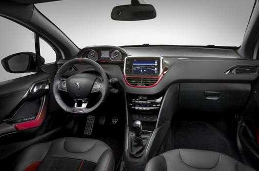 Peugeot 2008 GTi