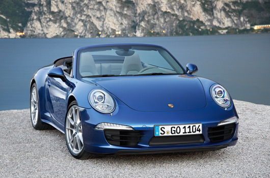 991 Porsche 911 Carrera 4 Cabriolet