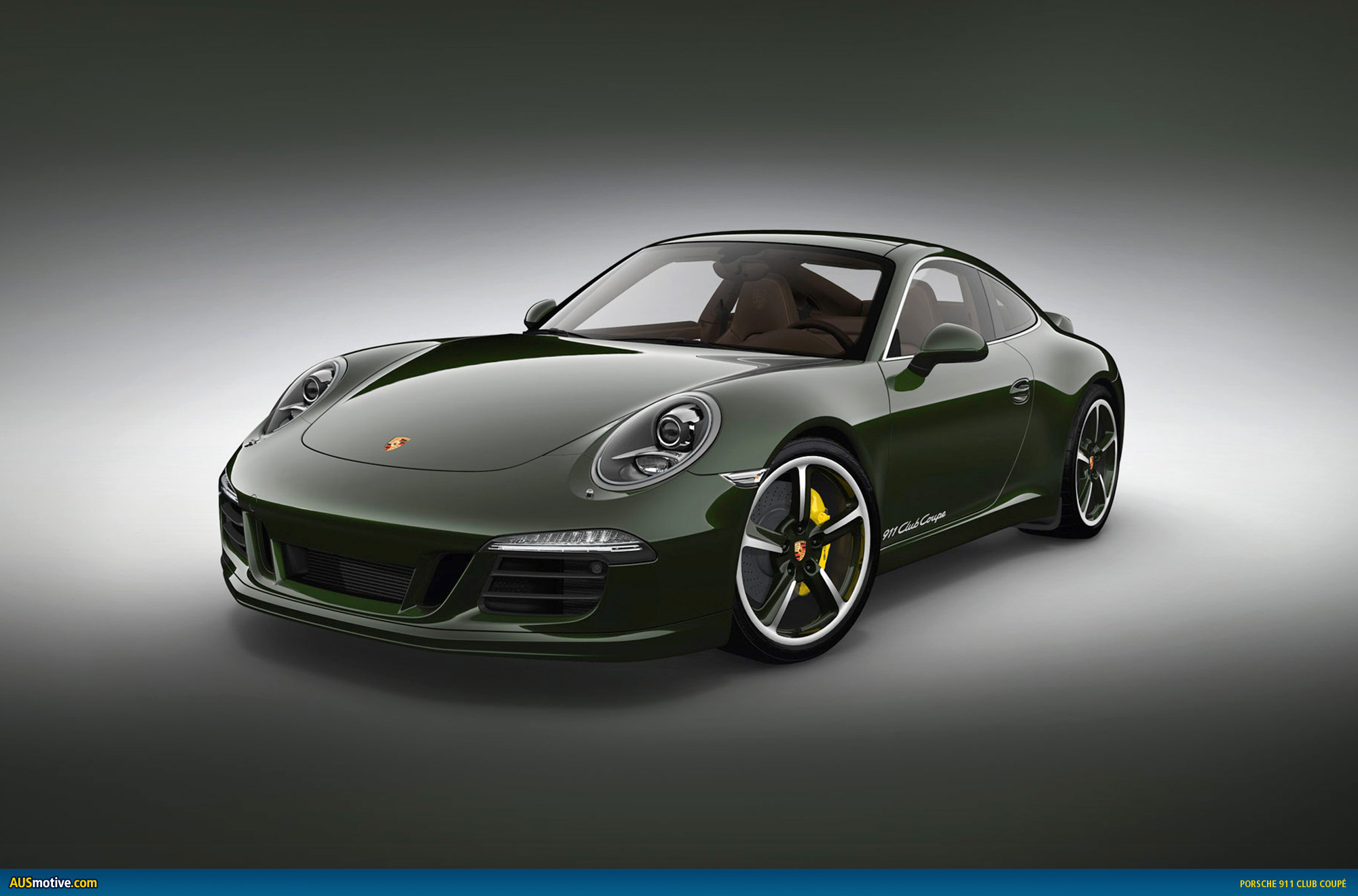 limited porsche 911 club coupe revealed. Black Bedroom Furniture Sets. Home Design Ideas