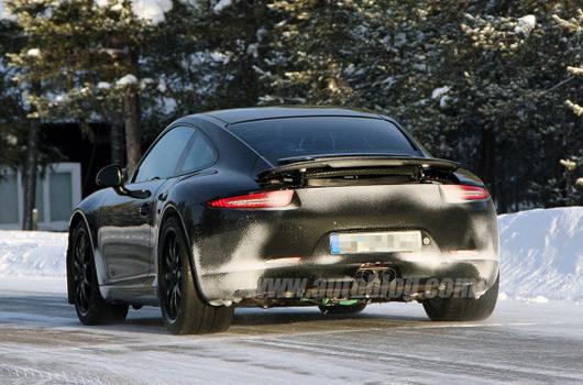991 Porsche 911 GT3 prototype
