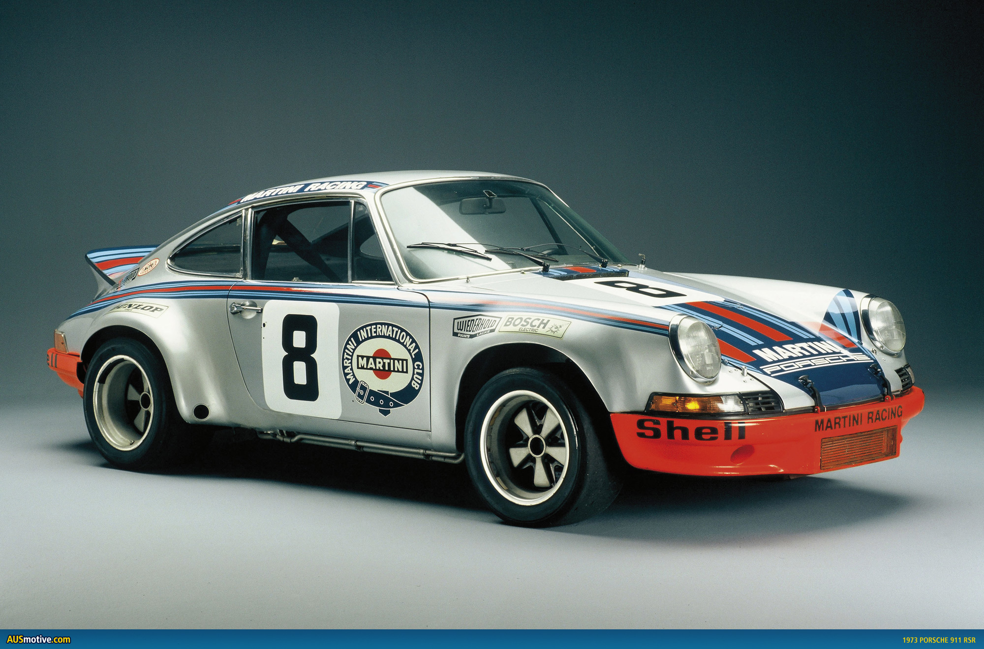 Porsche 911 RSR Type F group 4 (1973) - Racing Cars