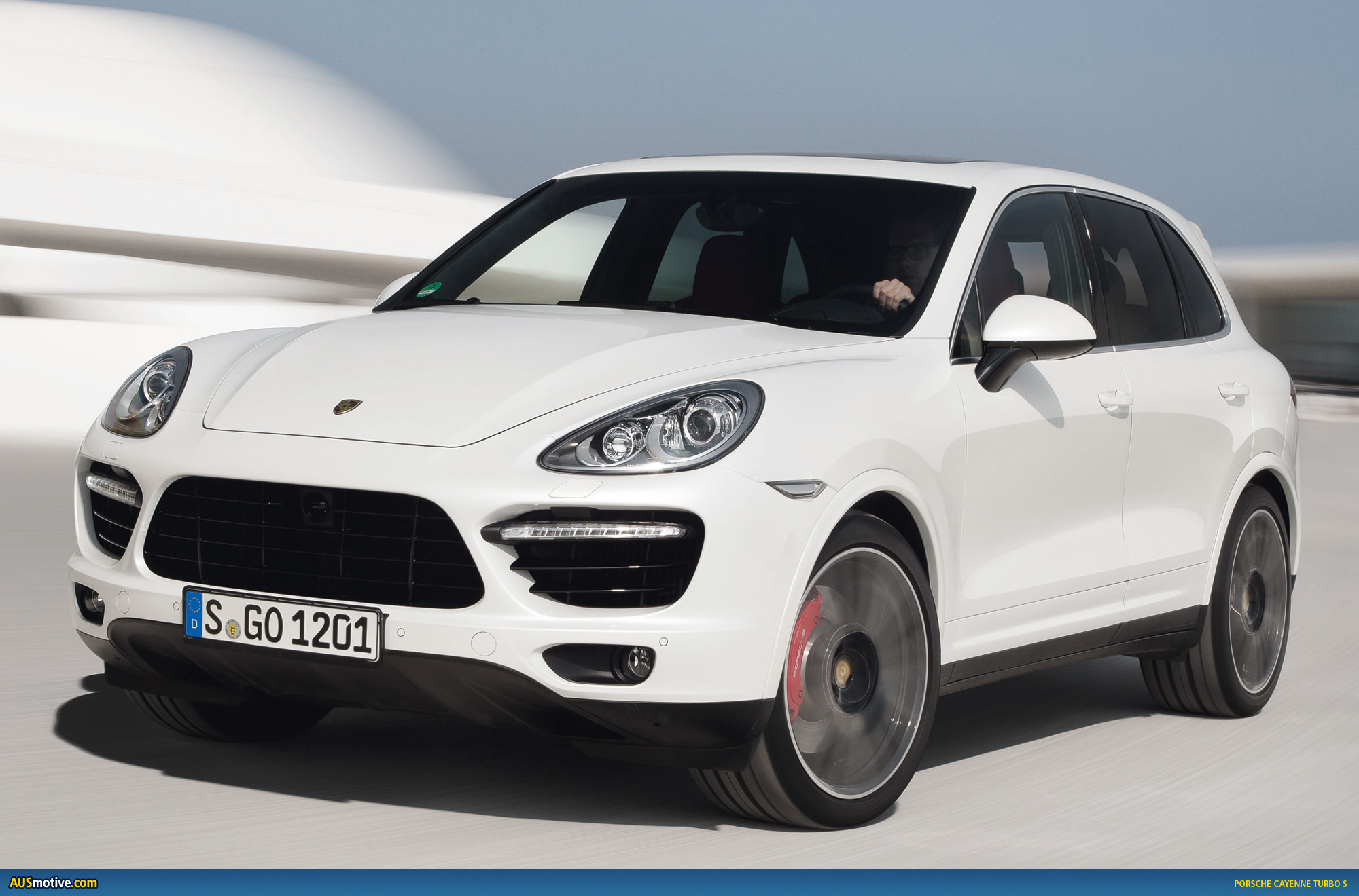 Ausmotive Com 187 Porsche Cayenne Turbo S Revealed