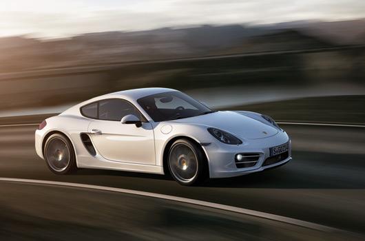981 Porsche Cayman