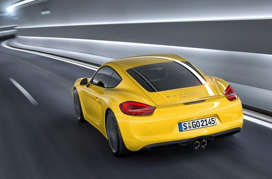 981 Porsche Cayman S