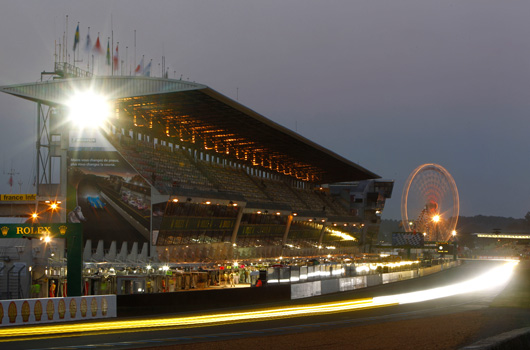 Porsche back at Le Mans in 2013