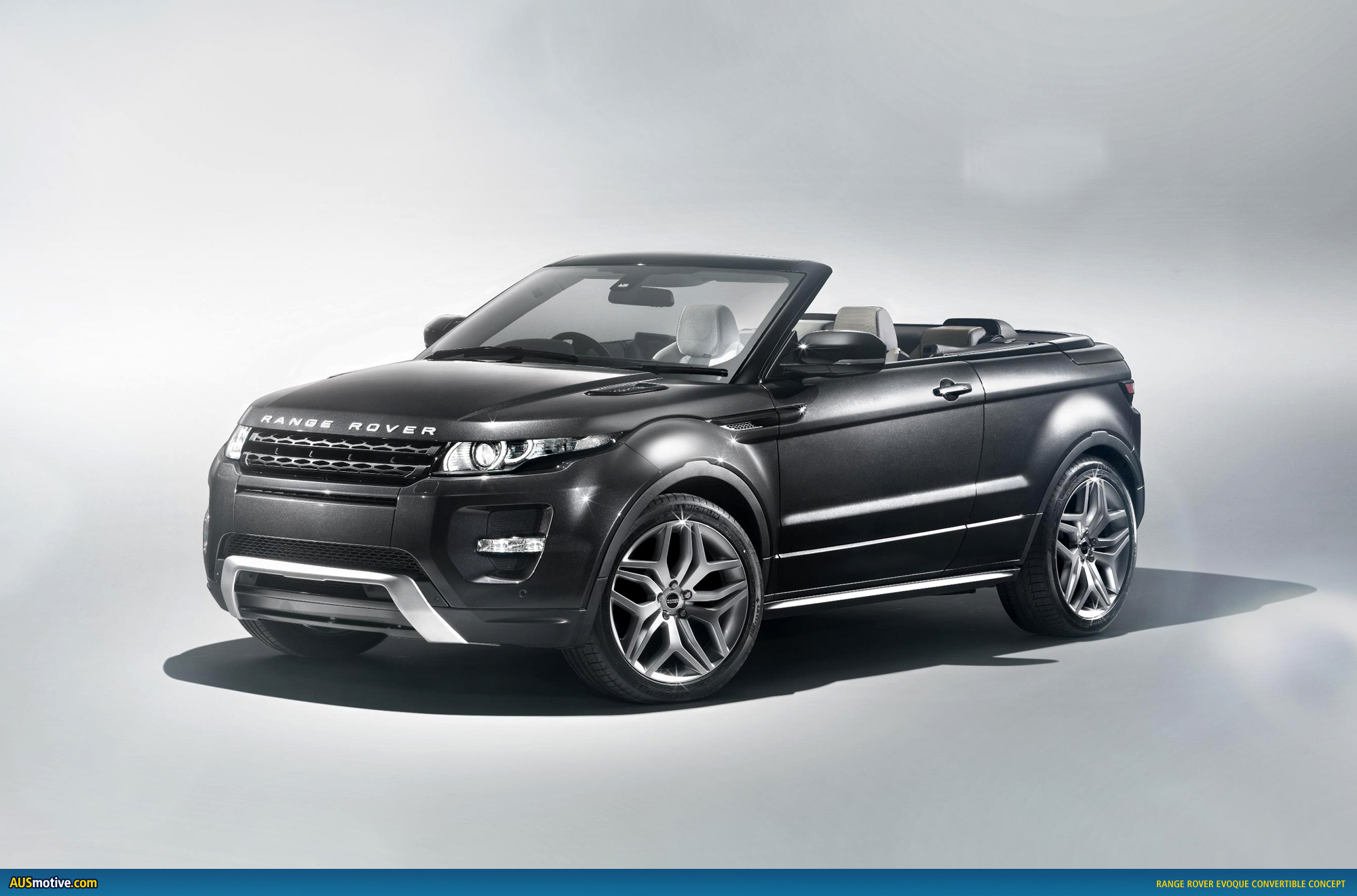 range rover previews evoque soft top. Black Bedroom Furniture Sets. Home Design Ideas