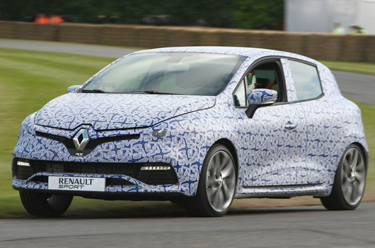 Next-gen Renault Clio RS loses its soul - Ausmotive.com