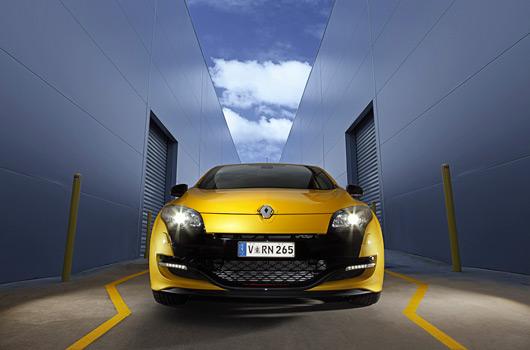 Renault Megane RS 265