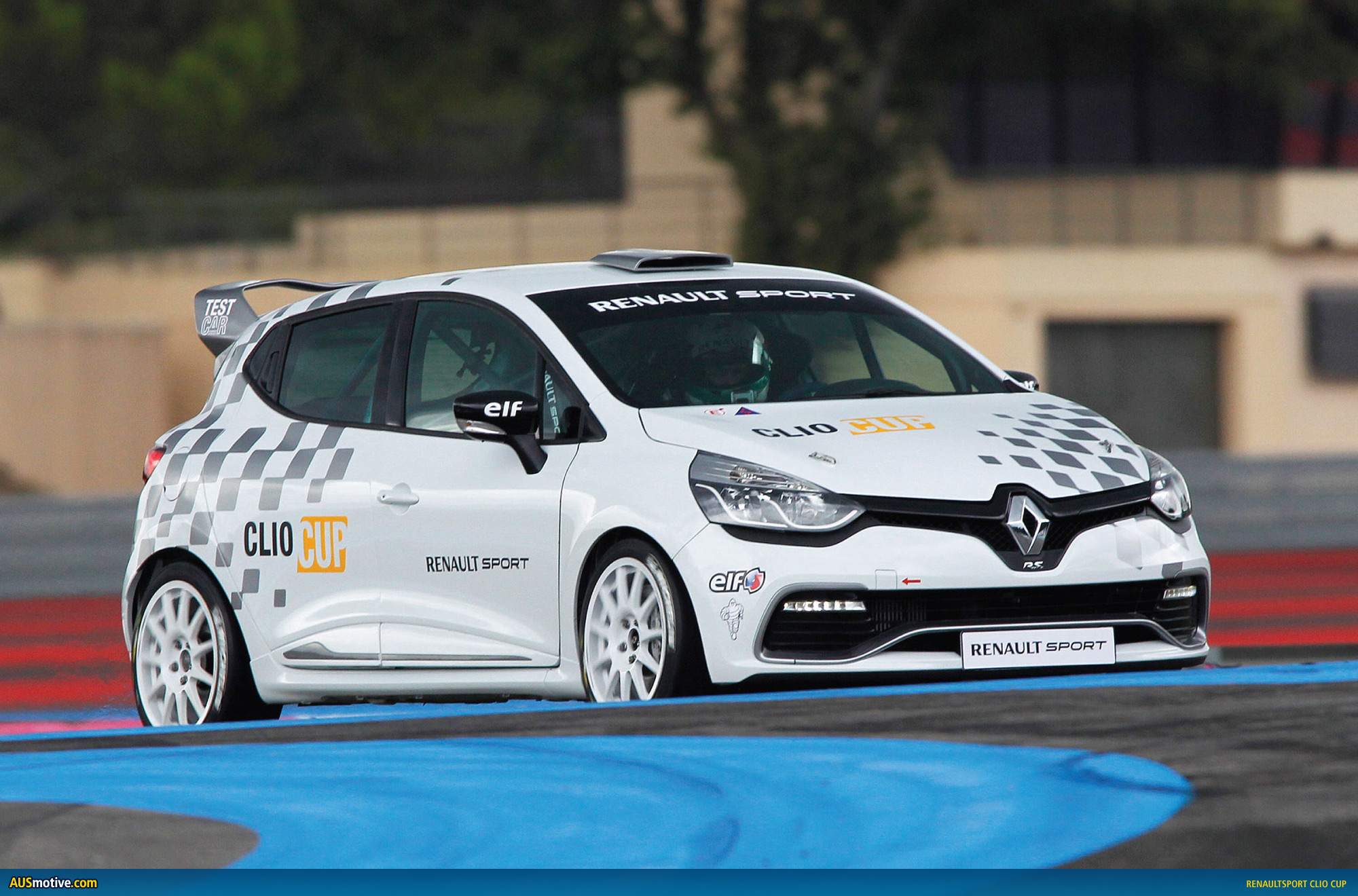 race ready renaultsport clio cup announced. Black Bedroom Furniture Sets. Home Design Ideas