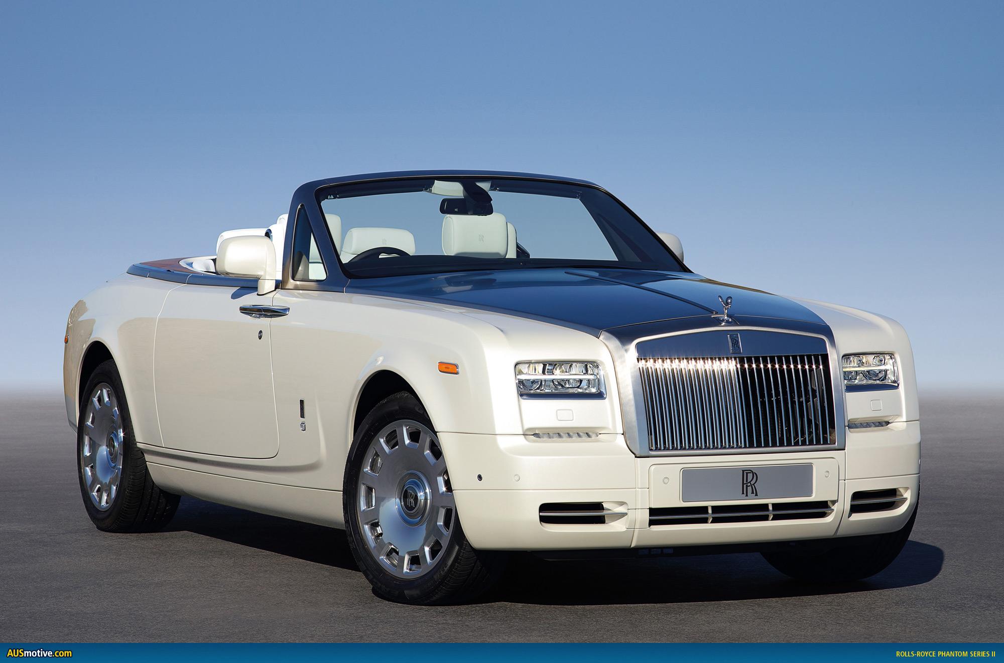 Rolls royce phantom series ii