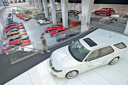 Saab Cars Museum