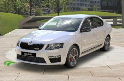 2013 skoda octavia rs leaked. Black Bedroom Furniture Sets. Home Design Ideas