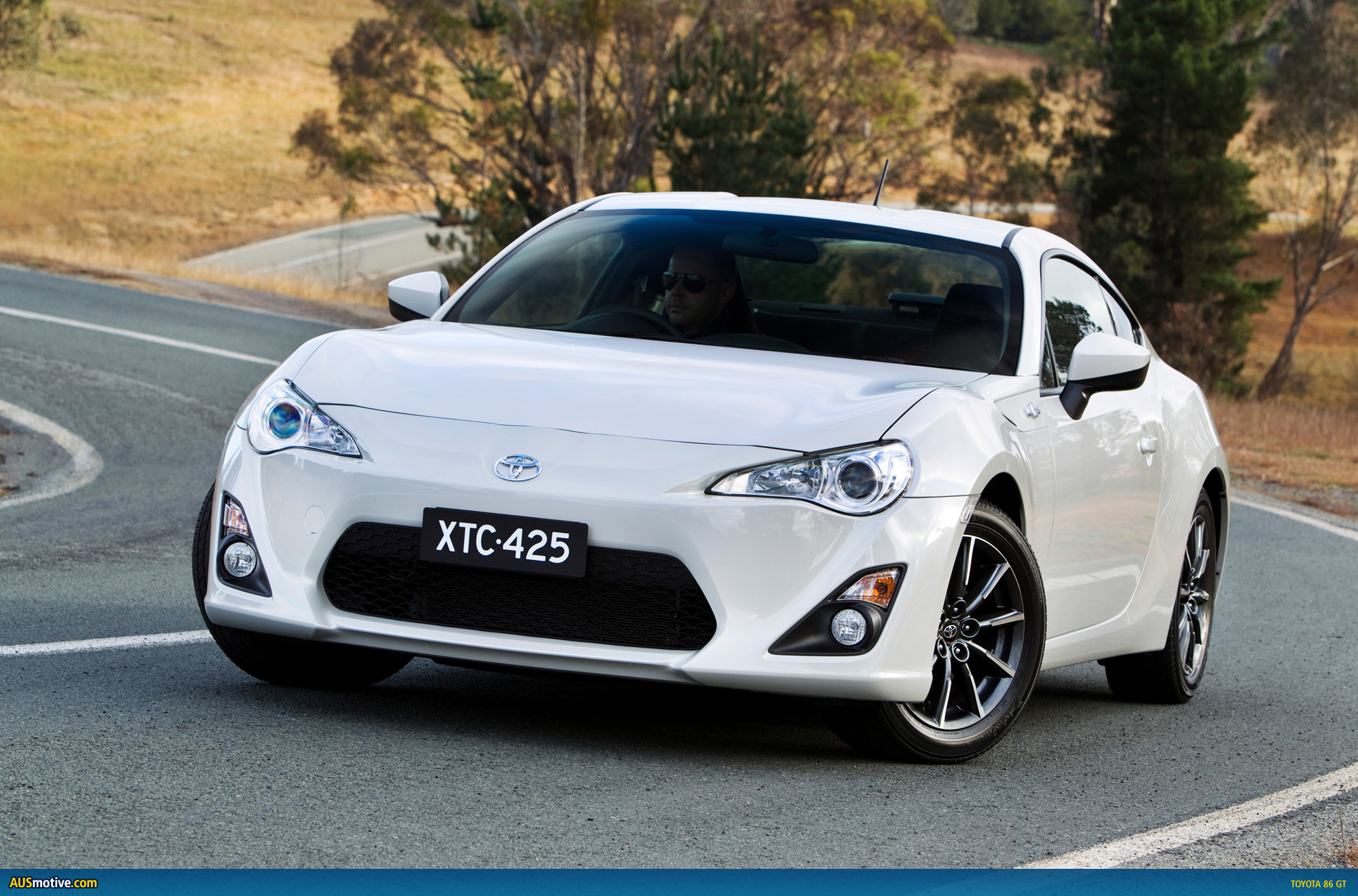 Ausmotive Com 187 Toyota 86 Full Australian Press Kit
