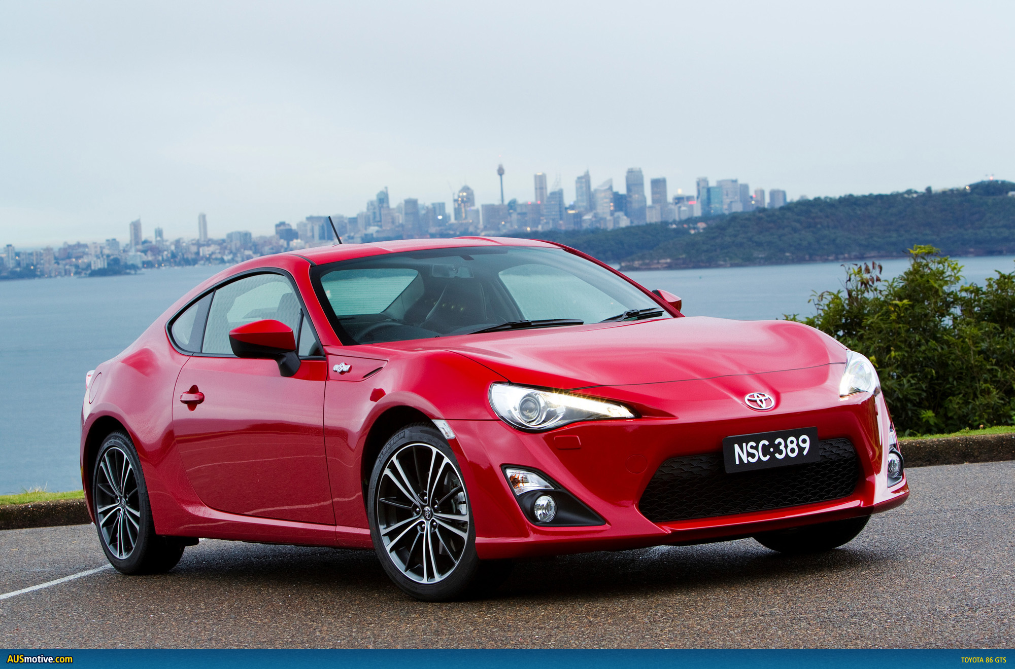 Ausmotive Com 187 Toyota 86 Photo Gallery