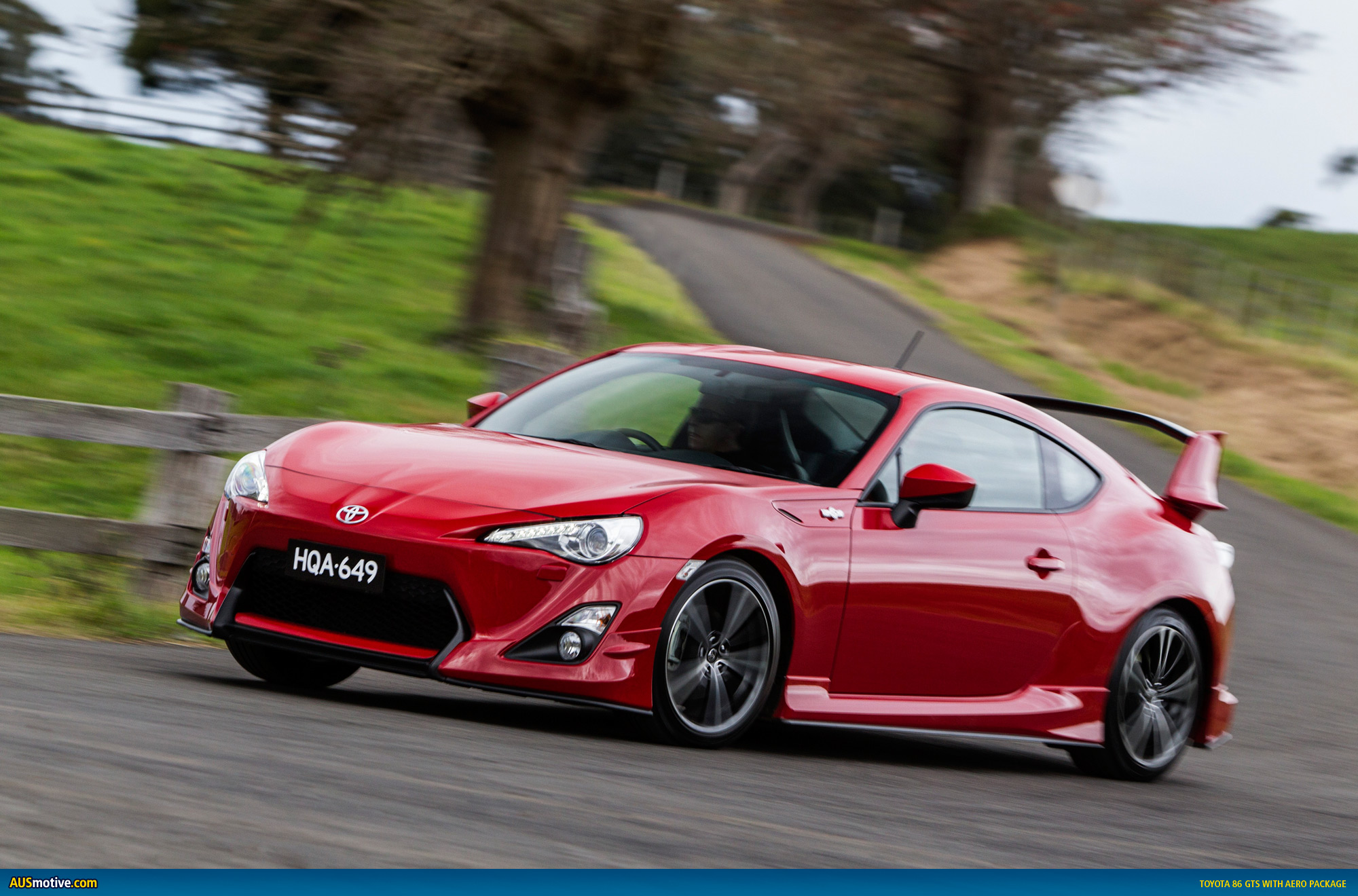 Spec Miata For Sale >> AUSmotive.com » Toyota 86 GTS gives you wings