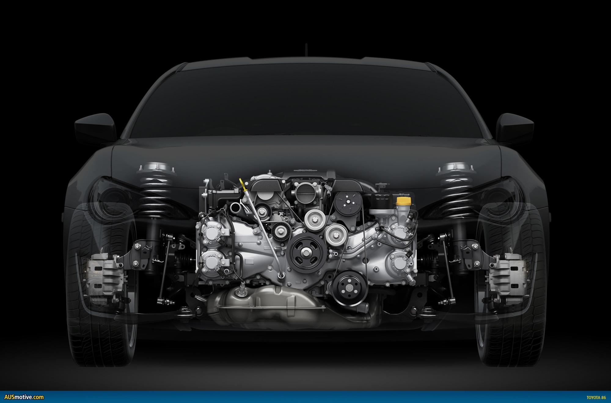 AUSmotive.com » A closer look at the Toyota 86