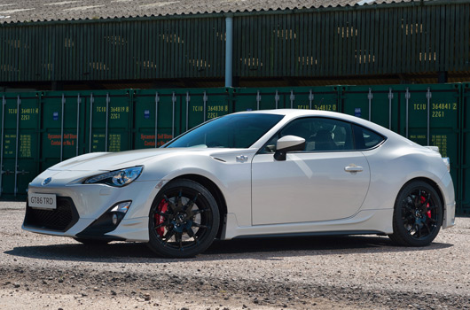 AUSmotive.com » Would you like your Toyota 86 supercharged?