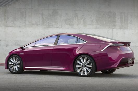 Toyota NS4 concept, Detroit 2012