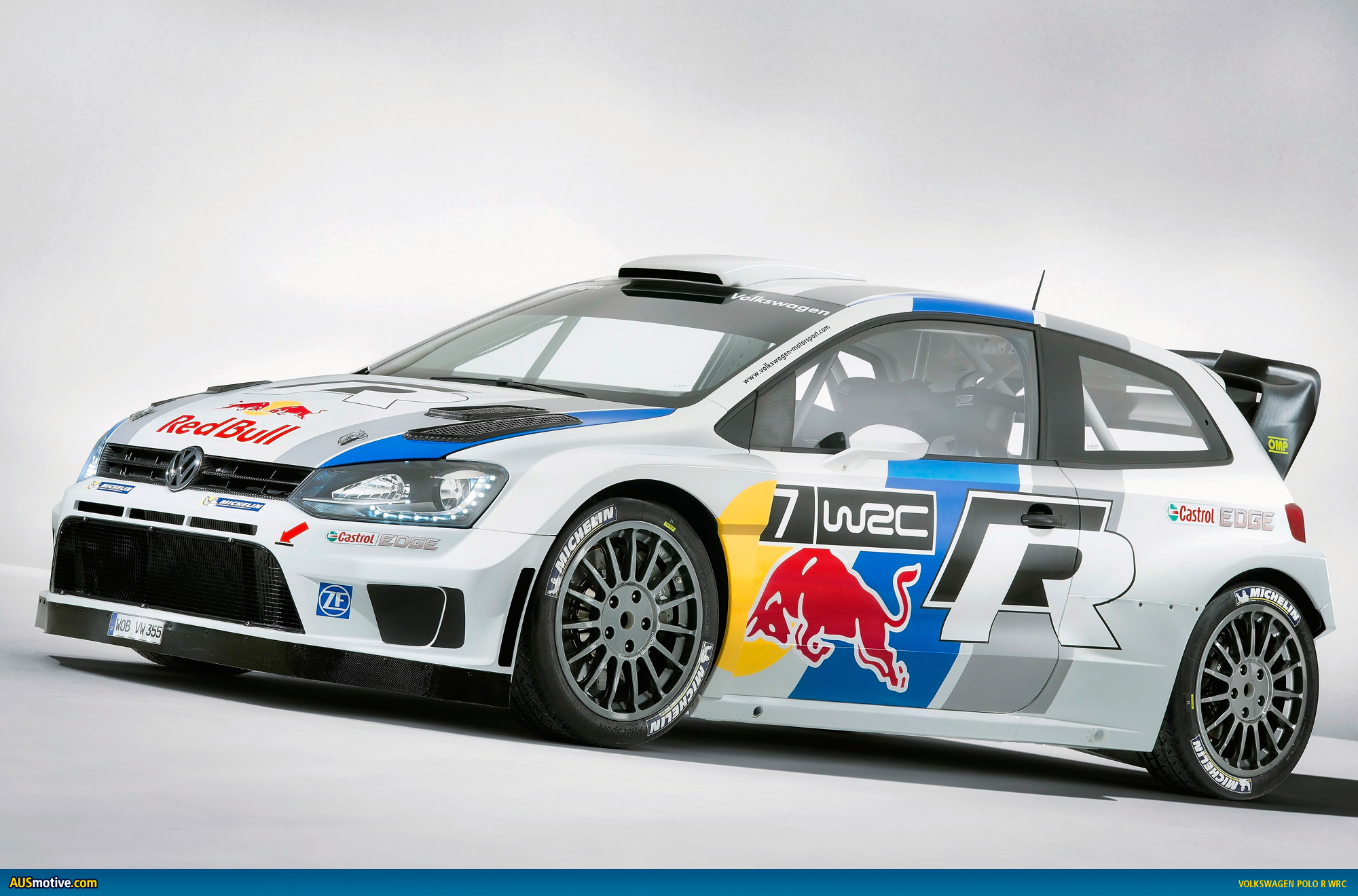 race ready volkswagen polo r wrc revealed