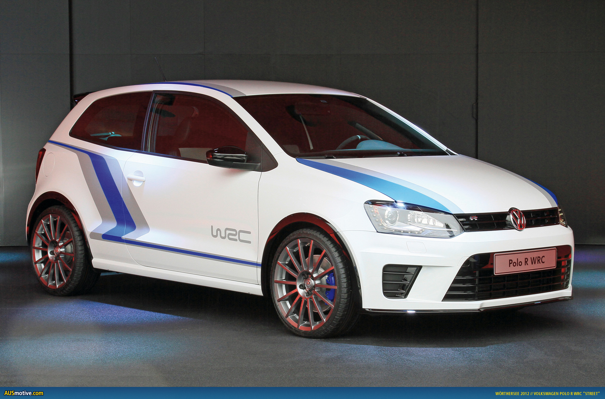 road going volkswagen polo r wrc revealed. Black Bedroom Furniture Sets. Home Design Ideas