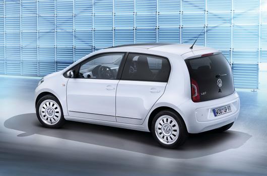 Volkswagen up four-door