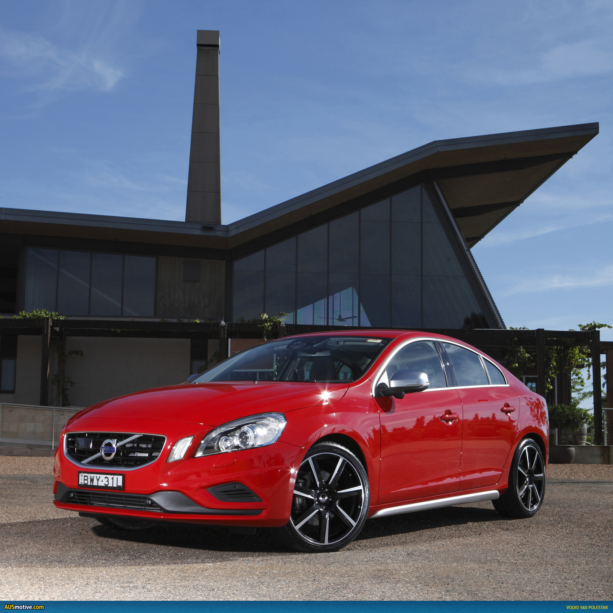 AUSmotive com » Volvo Australia dances to Polestar tune
