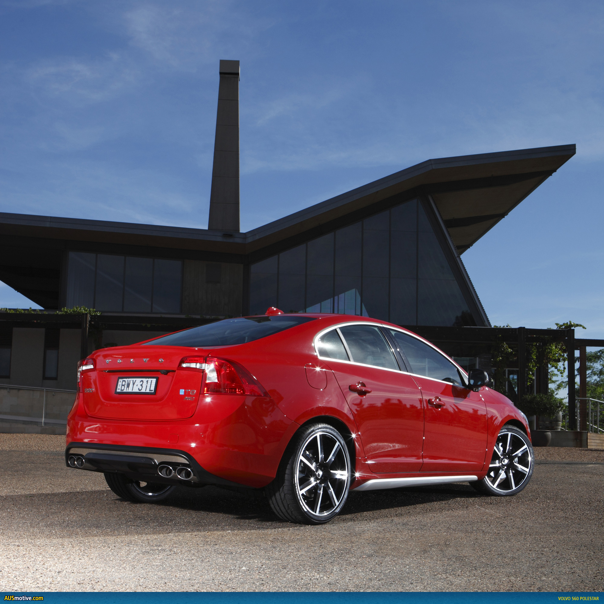 AUSmotive.com » Volvo Australia dances to Polestar tune