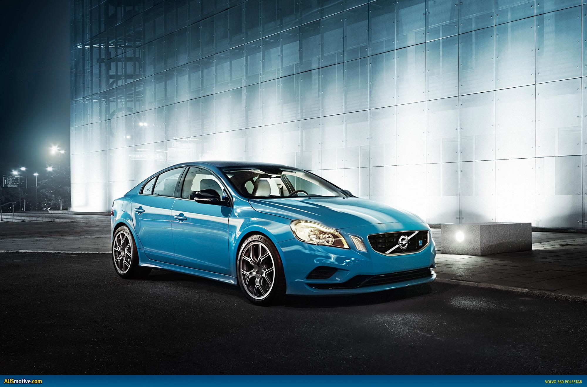 AUSmotive.com » 508hp Volvo S60 Polestar revealed