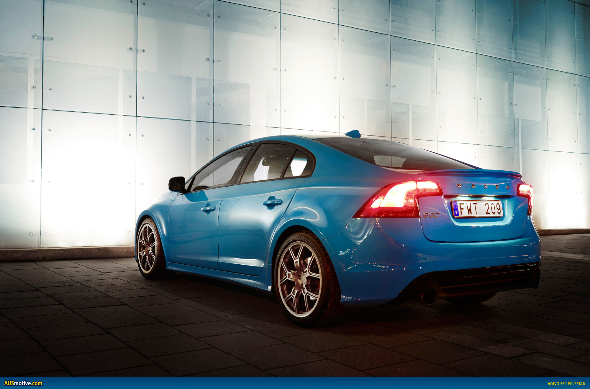 AUSmotive.com » 508hp Volvo S60 Polestar revealed