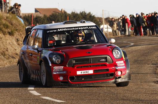 Prodrive MINI WRC