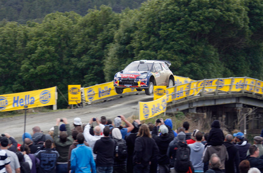 Mikko Hirvonen, 2012 Rally New Zealand
