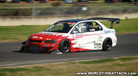 World Time Attack Challenge 2012