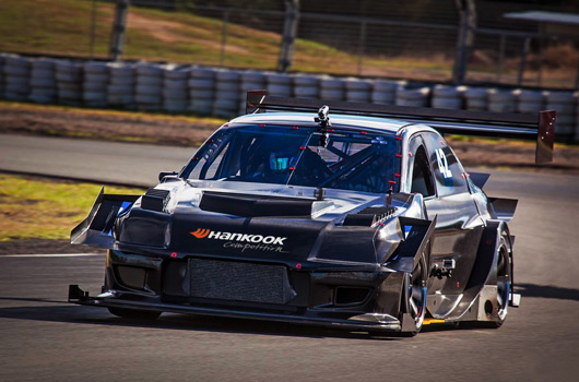 Project Nemo, World Time Attack Challenge 2012