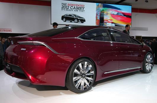 2012 Detroit Motor Show