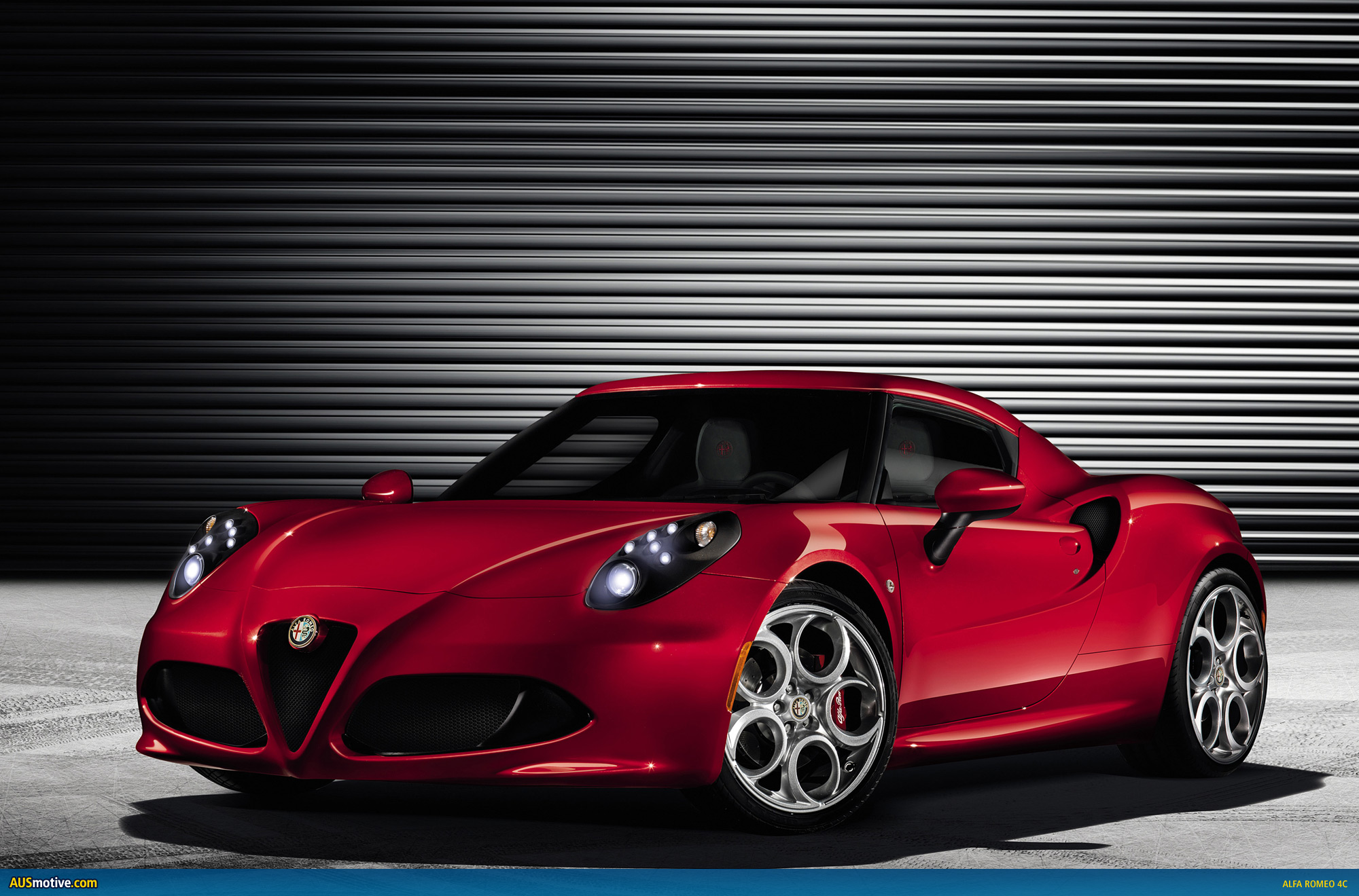alfa romeo 4c to weigh less than 960kg. Black Bedroom Furniture Sets. Home Design Ideas