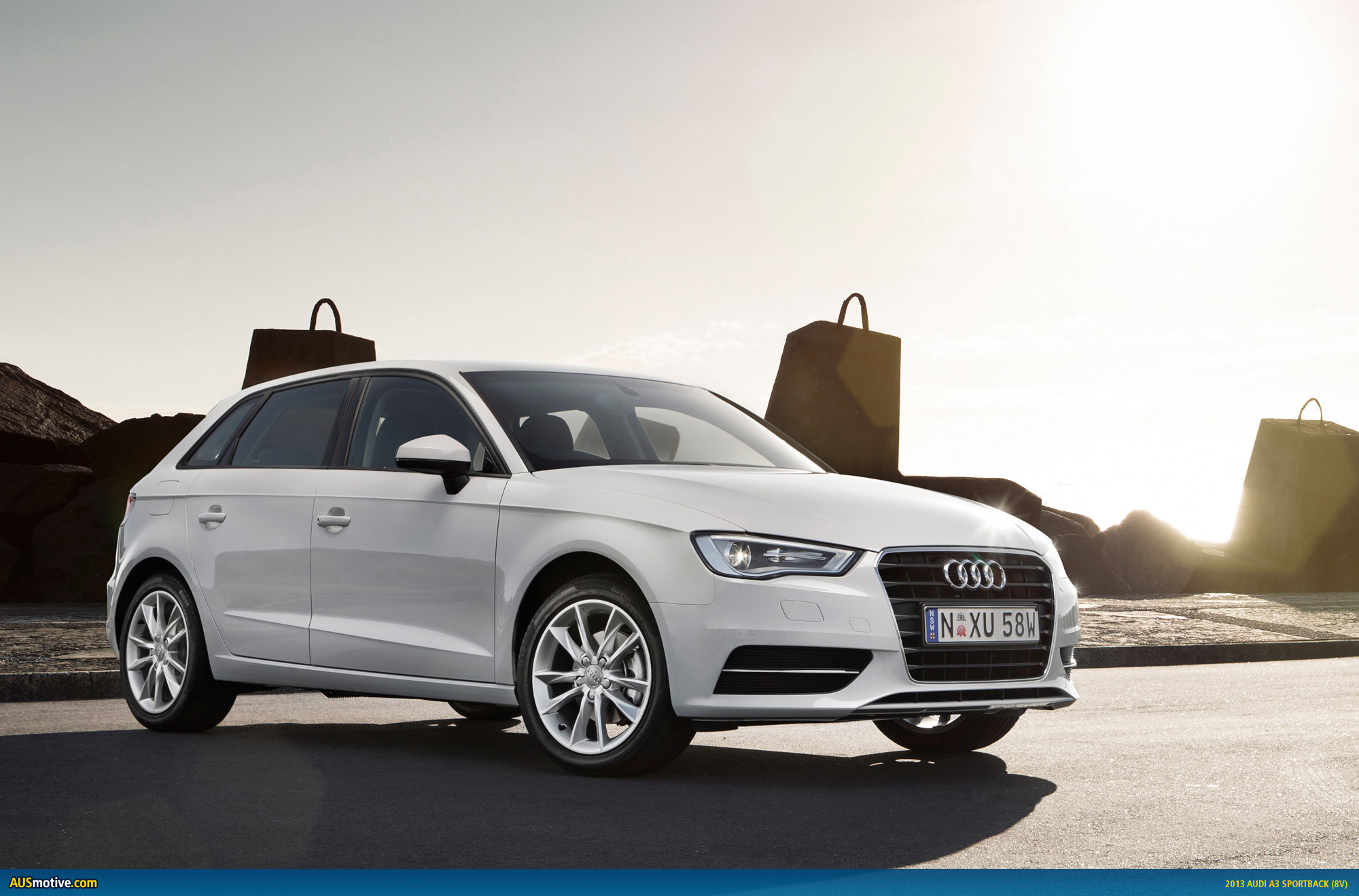 2013 audi a3 sportback australian pricing specs. Black Bedroom Furniture Sets. Home Design Ideas