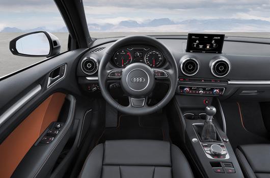 2013 Audi A3 sedan
