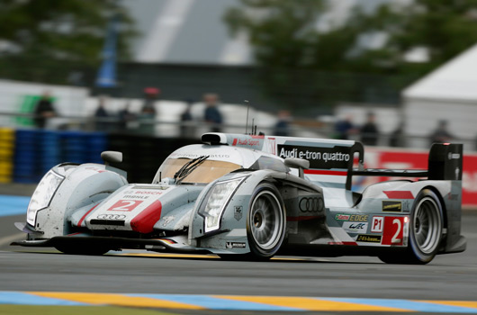 Audi R18 etron, 24 Hours of Le Mans 2013