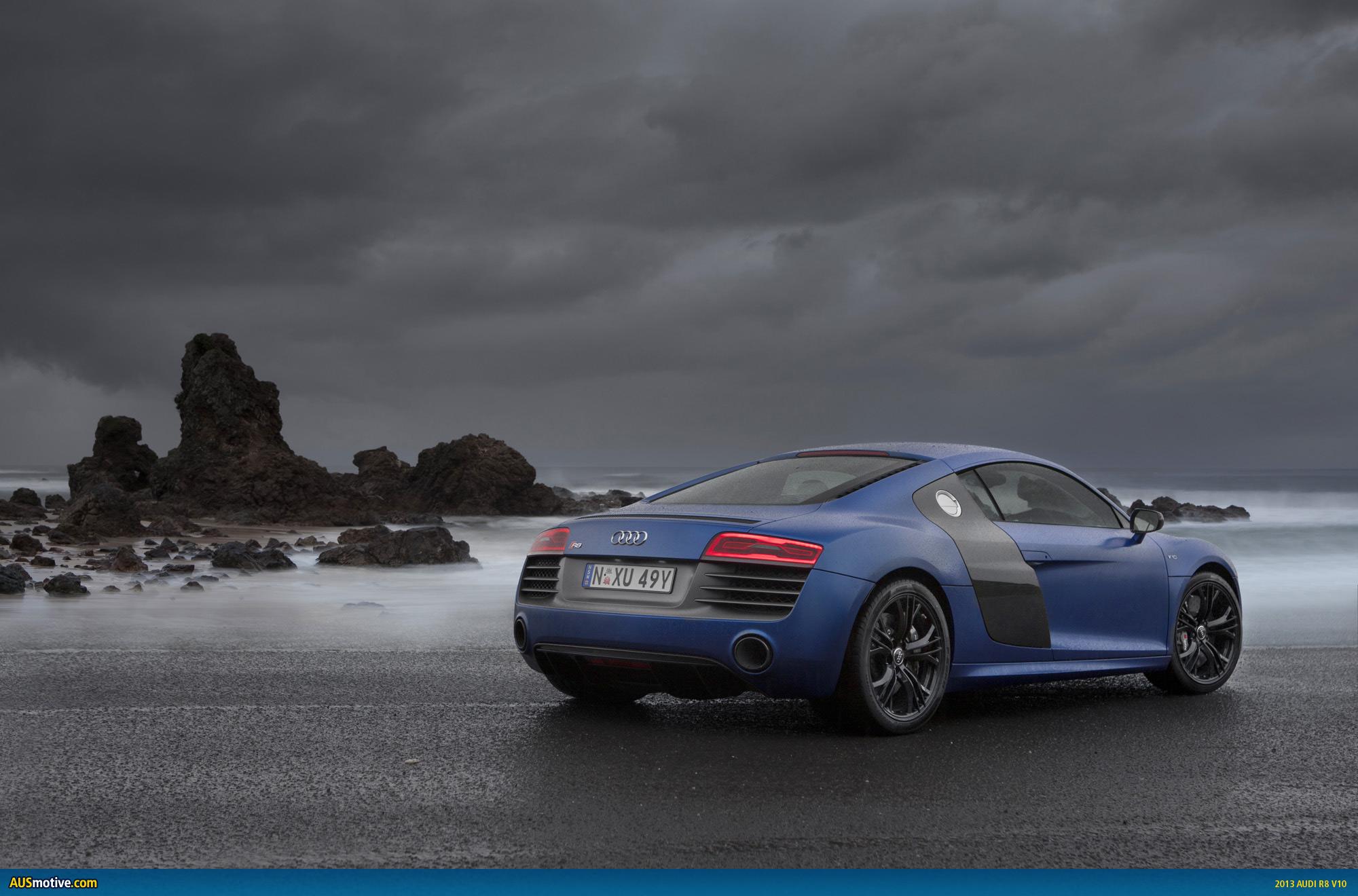 Ausmotive Com 187 2013 Audi R8 Australian Pricing Amp Specs