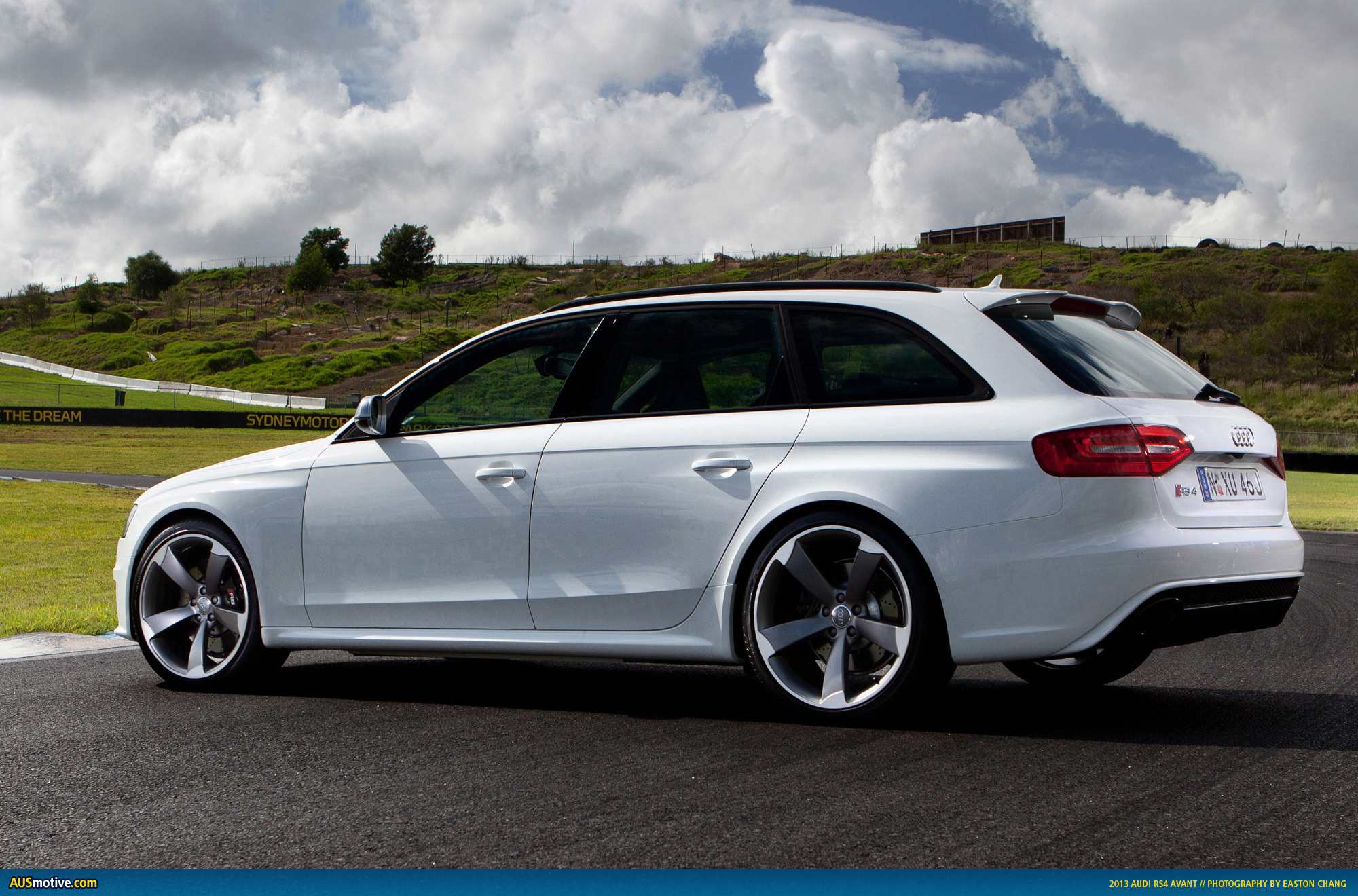 AUSmotive.com » 2013 Audi RS4 Avant – Australian pricing ...