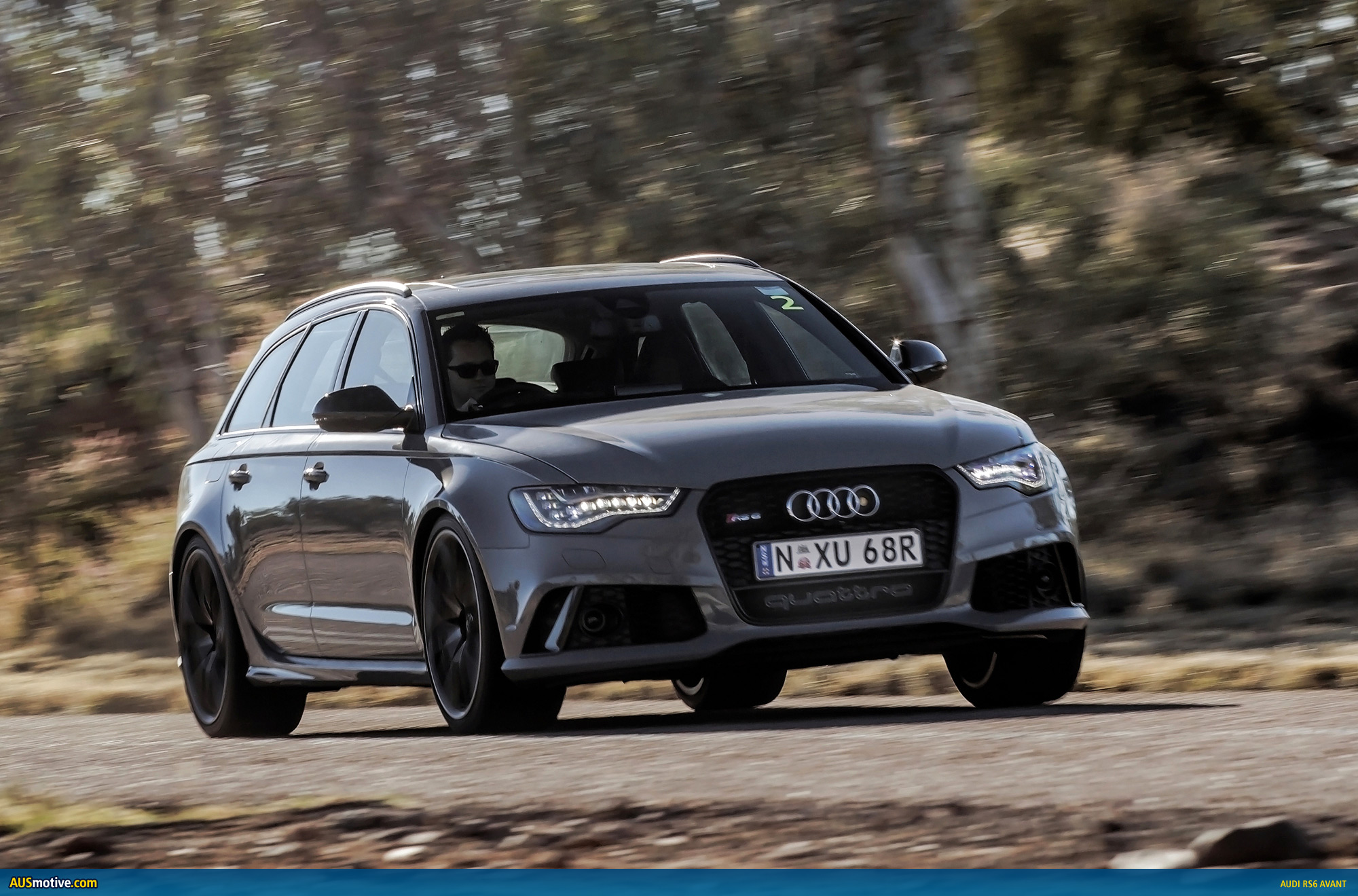 Ausmotive Com 187 Audi Rs6 Avant Australian Pricing Amp Specs