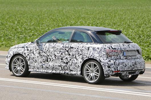 Audi S1 prototype