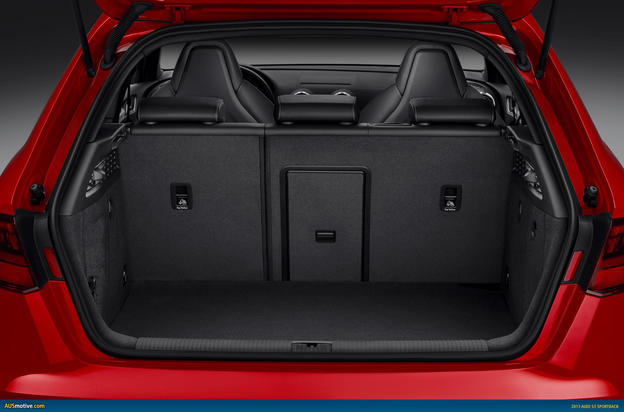 2013 audi s3 sportback revealed. Black Bedroom Furniture Sets. Home Design Ideas