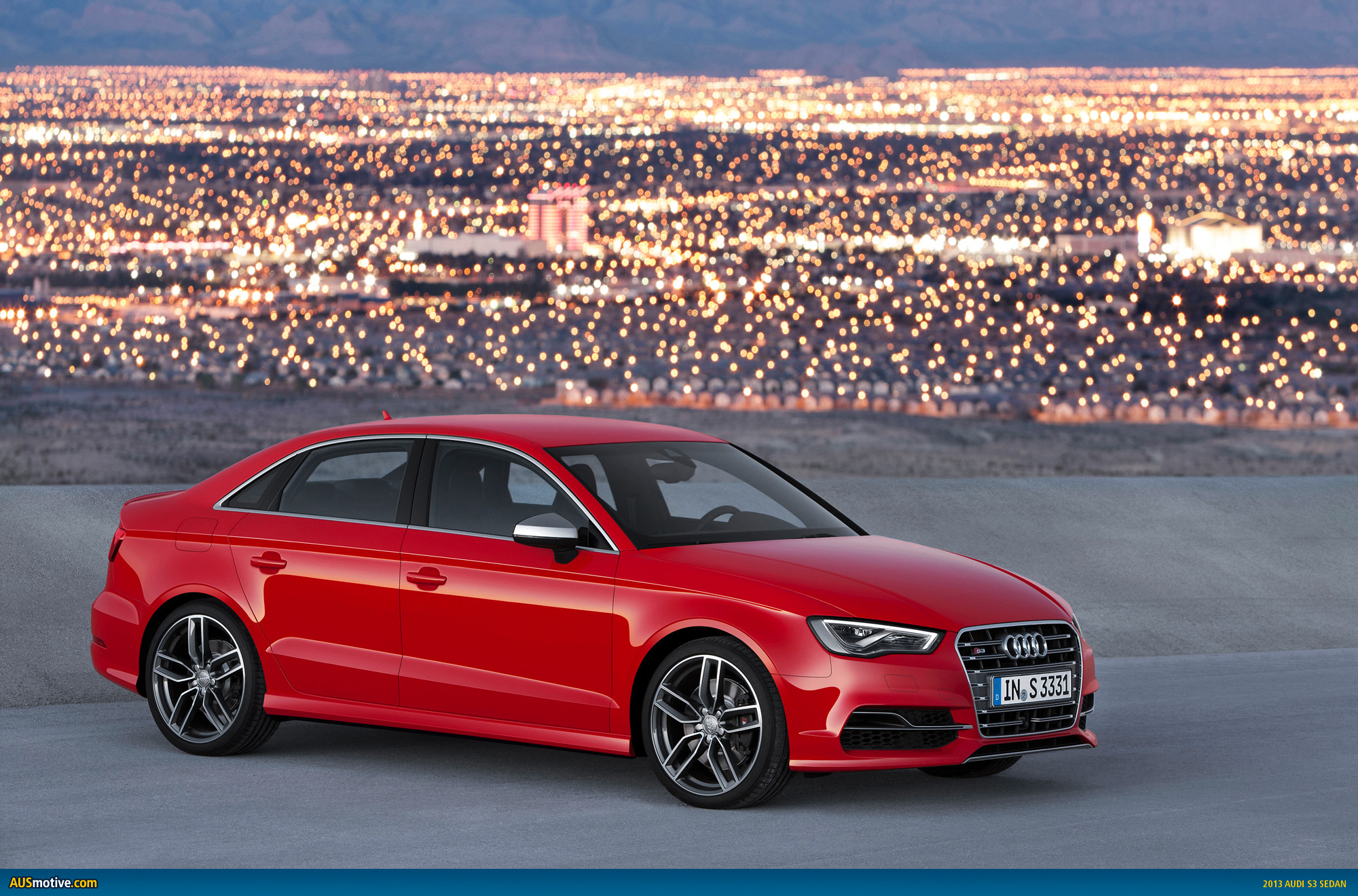 Ausmotive Com New York 2013 Audi A3 S3 Sedan